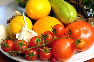 bicarbonato pulire frutta verdura