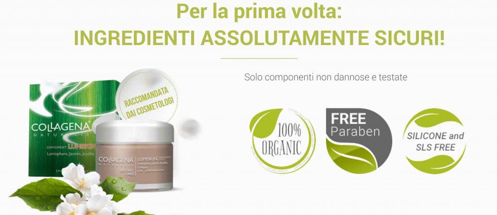 crema collagena lumiskin