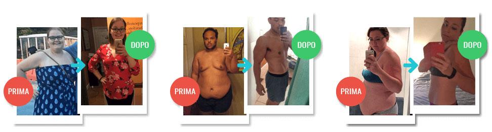 dieta due settimane